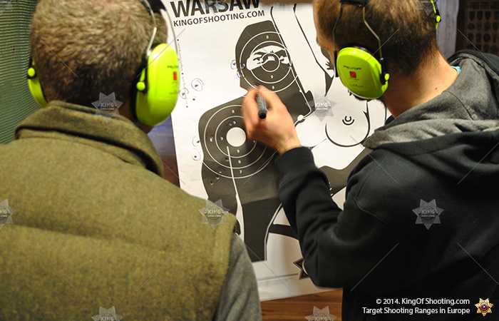 King of Shooting - Warsaw Shooting Range